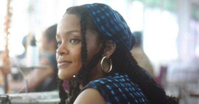 Rihanna piensa volver a Cuba