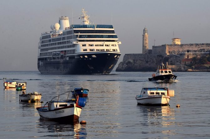 Cruise Critic clasifica La Habana como mejor destino de cruceros en el Caribe occidental