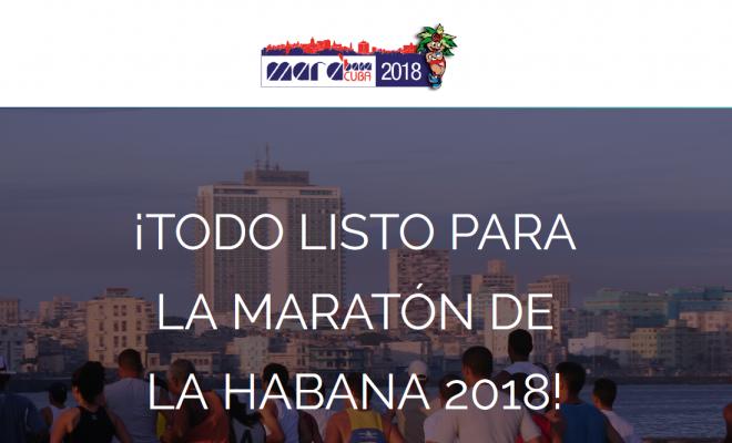 Marabana 2018 , un maratón diferente