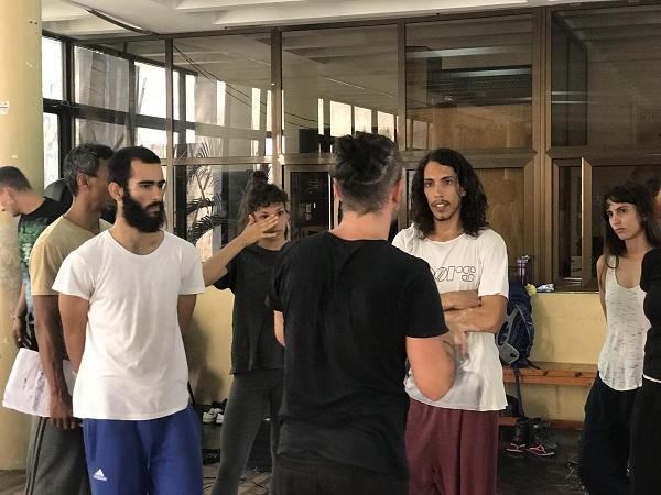 """""""La segunda piel"""", estreno de Danza Contemporánea de Cuba"""