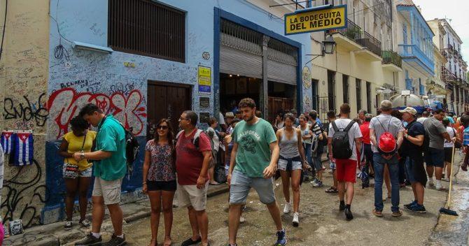 Más de 28 mil brasileños han viajado a Cuba este año