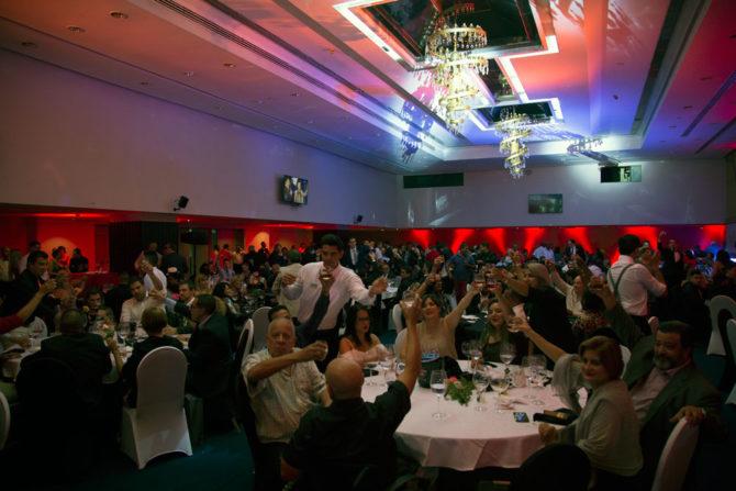 La última noche del Campeonato Panamericano de Coctelería en Cuba