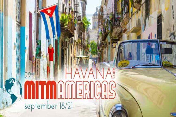 La Habana lista para recibir la 22 edición de MITM Americas
