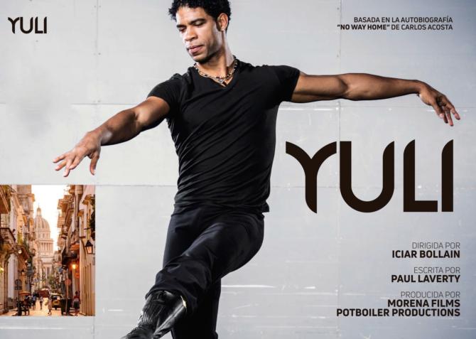 """Así es el trailer de """"Yuli"""", la película sobre la vida del bailarín cubano Carlos Acosta"""