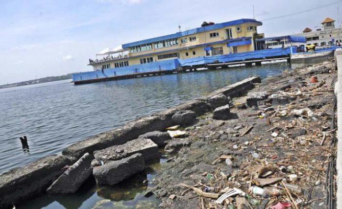 Empresa española trabaja por mejorar las aguas residuales de La Habana