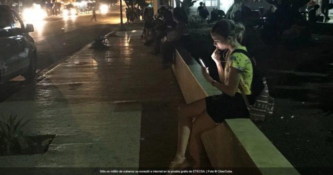 Etecsa anuncia prueba de acceso a Internet por 72 horas