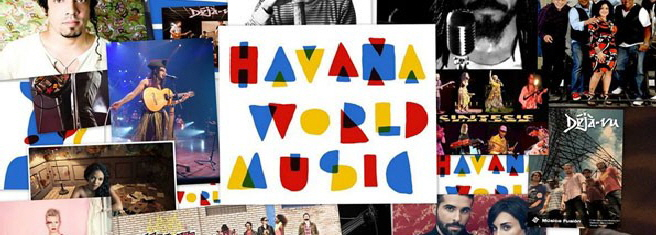 Countdown to Havana World Music from March 22nd to 24th