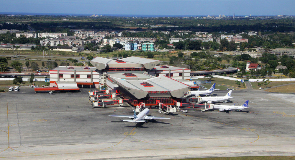 Havana airport reopens for commercial operations today