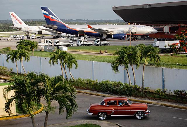 Aeropuerto José Martí activo en vigilancia frente a la Covid-19