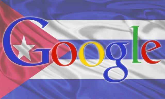 Google Et Cuba Sont Déterminés À Améliorer La Connectivité De L'île.