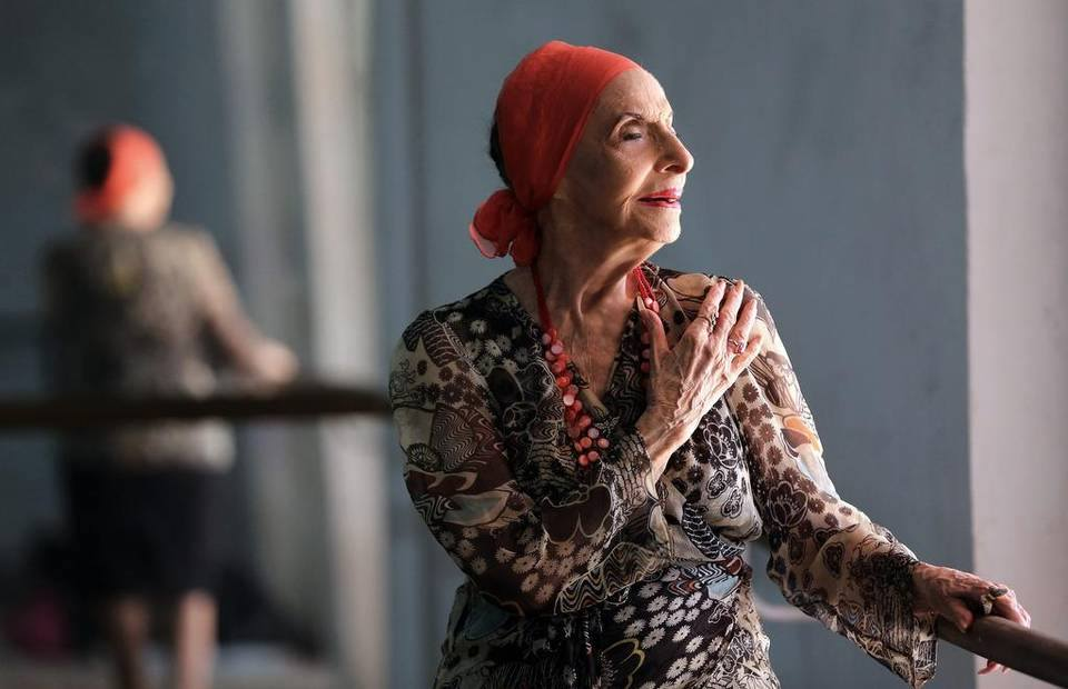 Alicia Alonso, indomitable ballet star who founded National Ballet of Cuba, dies at 98