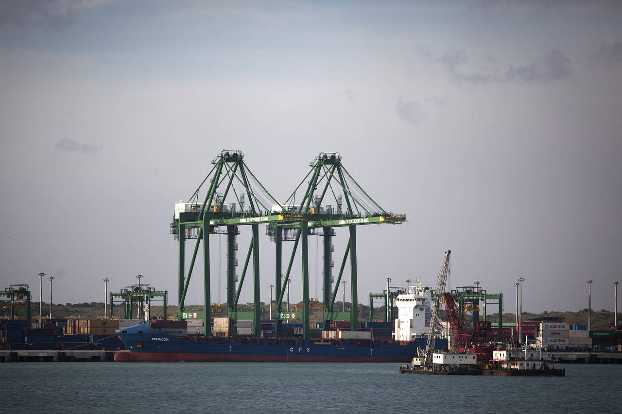 Cuba's Port of Mariel has already drawn investment interest from port operators and developers around the world. PHOTO: BLOOMBERG NEWS
