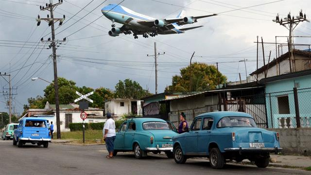 On anniversary of Obama visit, Cubans fret over whether Biden will resume detente