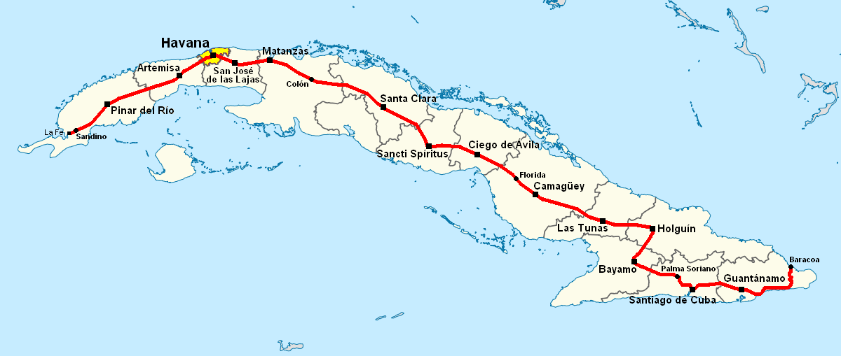 Carretera_Central-map