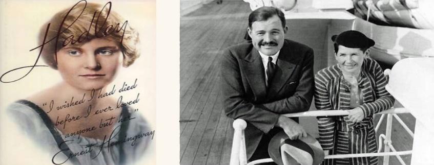 Hemingway Cubas adopted son