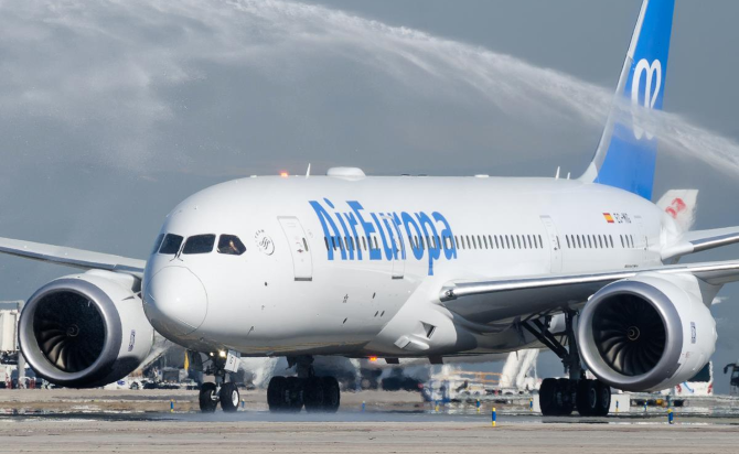 Air Europa To Fly New Dreamliner From Madrid To Havana
