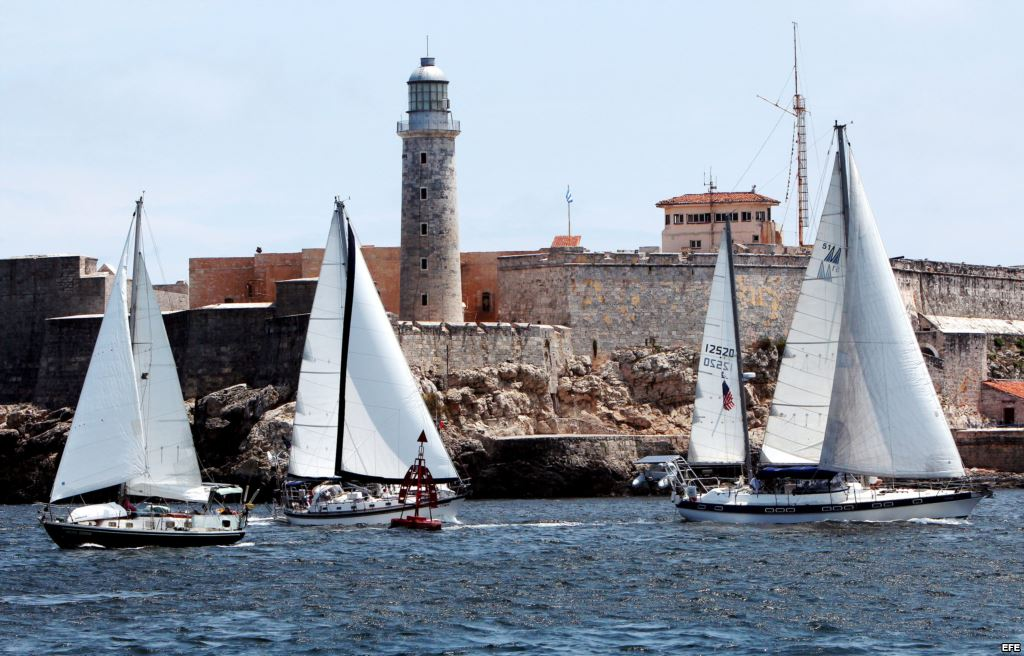 25 years Club Nautico Hemingway Havana