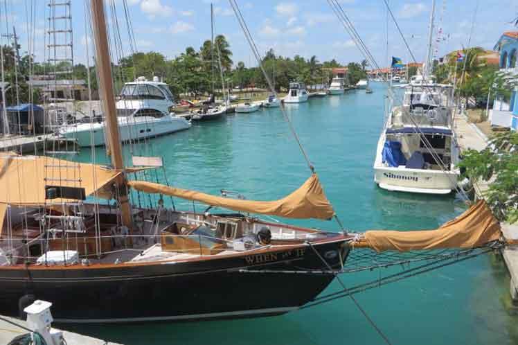 International Yacht Club Ernest Hemingway of Cuba,