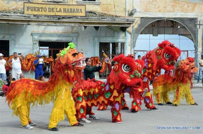 170th anniversary of Chinese presence in Cuba