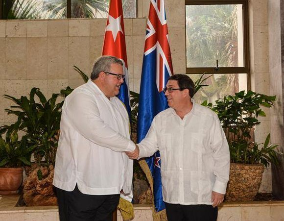 Cuba, New Zealand vow to boost cooperation