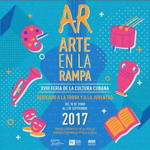 Havana to Host 18th Arte de la Rampa Fair
