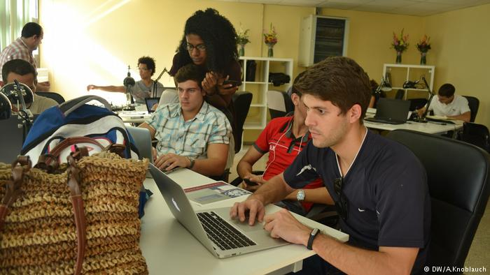 How young Cubans are learning capitalism