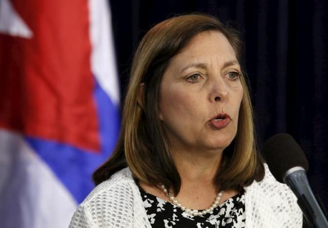 Cuban senior diplomat says willing to improve U.S. ties despite setback