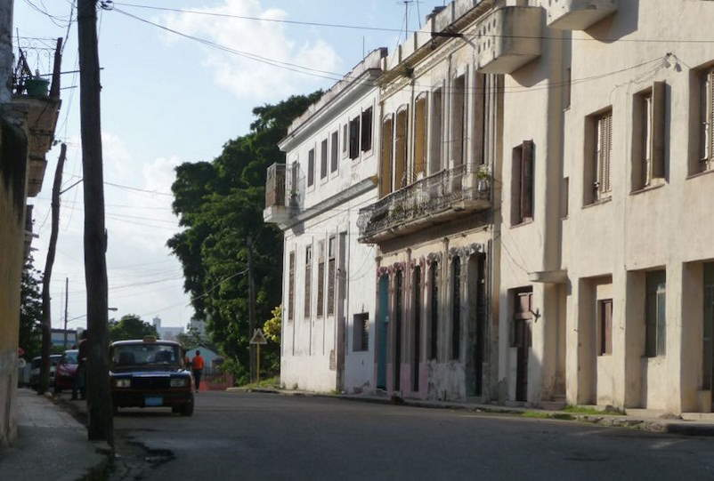 The other side of Havana Bay