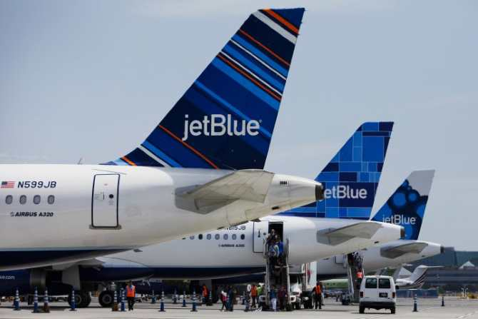 Now JetBlue will sell you $62 round-trips for one day only