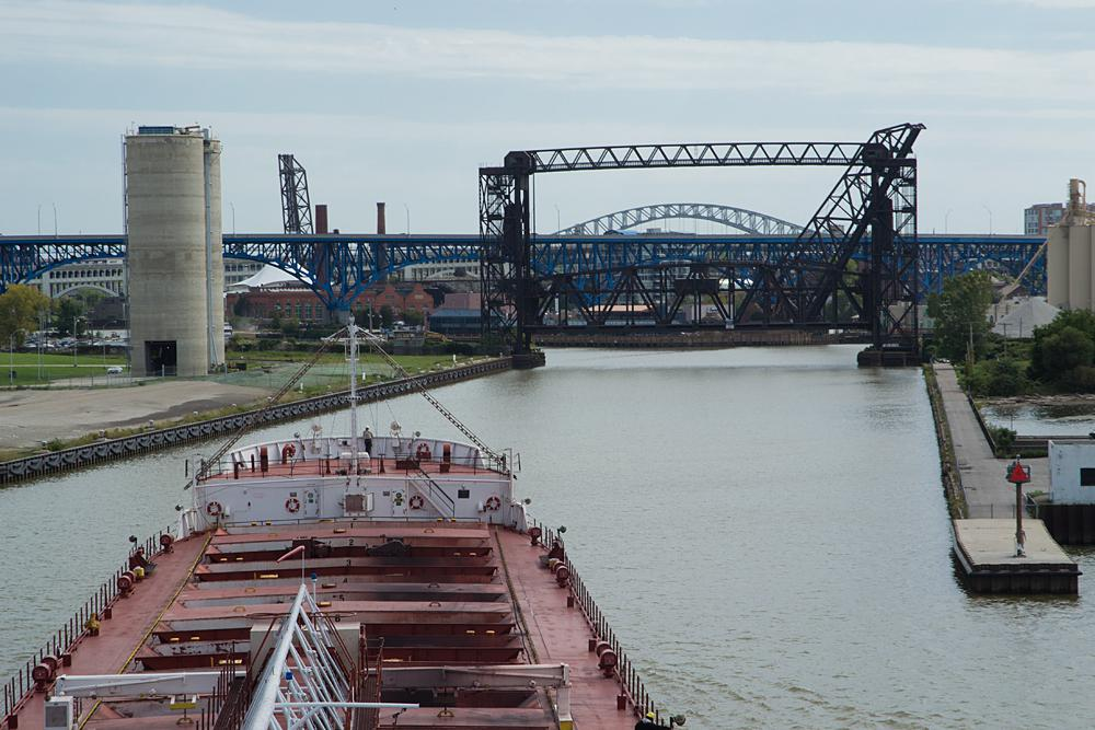 Cleveland Port Authority Signs Non Binding Trade Agreement With Cuba