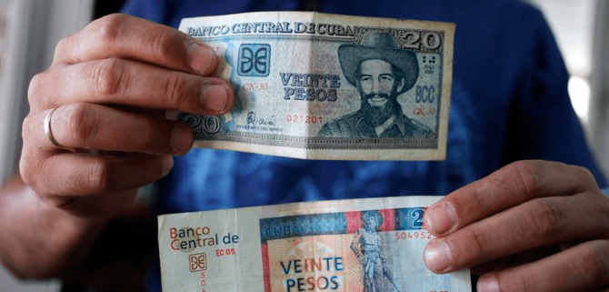 Cuba to drop its dual currency system on Jan 1