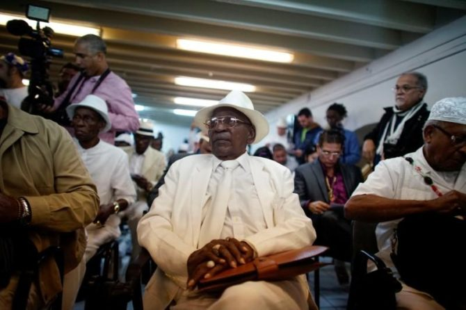 Cuba's Santeria priests wax positive as transition from Castros begins