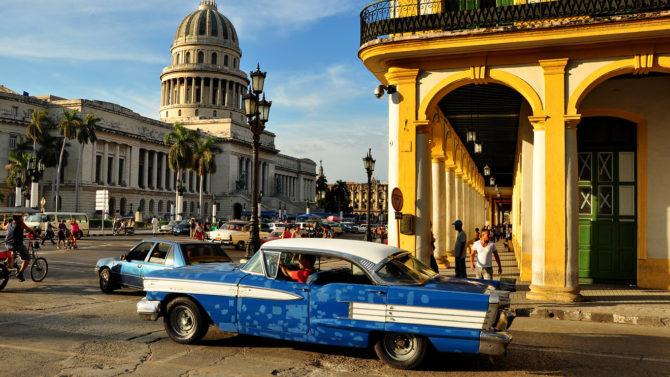 US Softens Cuba Travel Advisory