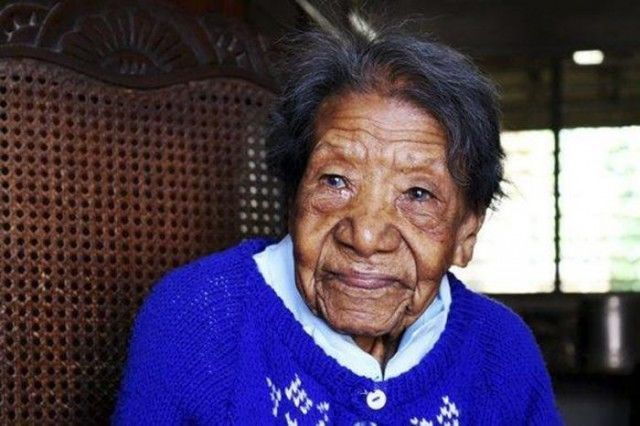 World's Second Oldest Woman Is Cuban