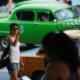 Screenings from cell phones in Cuba