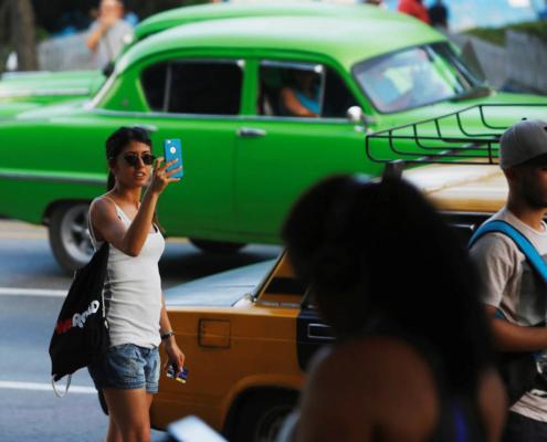 internet mobile Cuba