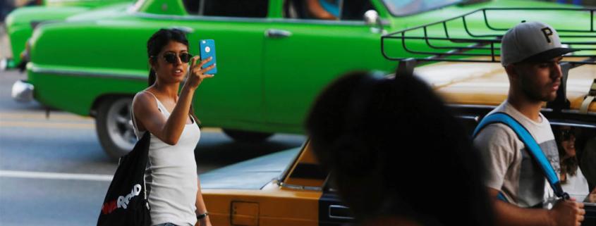Cuba mobile internet
