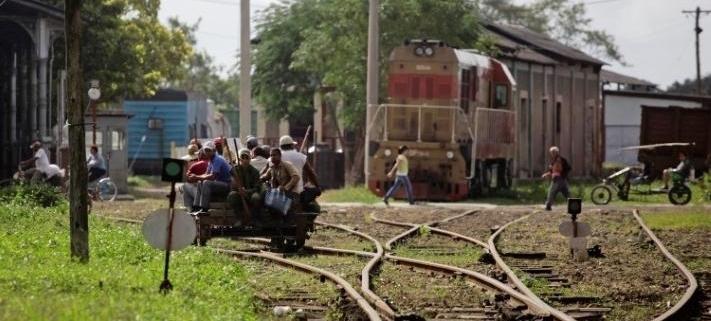 HUACHICOLEO Y ROBO A TRENES PONEN EN JAQUE A CUBA