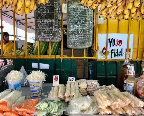 La Havane, «mañana», le «foodisme»!