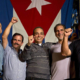 Two films present five Cuban spies as heroes
