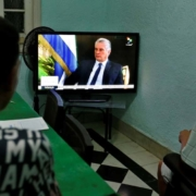 Diaz-Canel's first year as Cuba president in five events