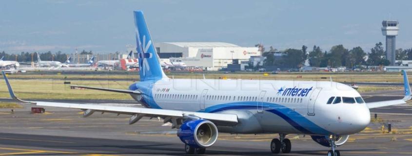 Interjet suspende un vuelo en La Habana tras el impacto de un rayo en una de sus aeronaves