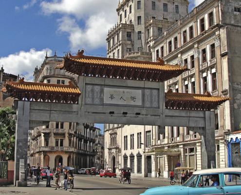 """La Havane restaure """"China Town"""" pour le cinquième centenaire de la ville"""