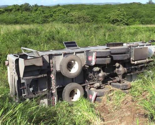 Accidente de autobús deja 36 heridos en la provinciaPinar del Río