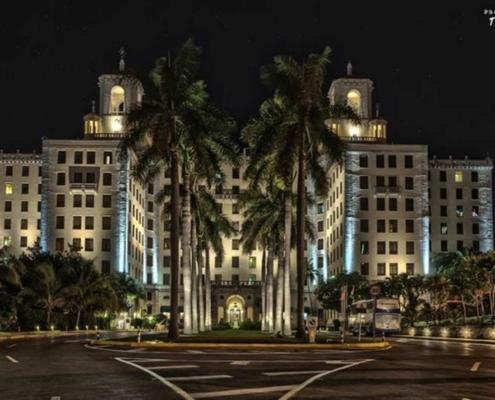 Hotel Nacional de Cuba gana Premio World Travel Awards 2018