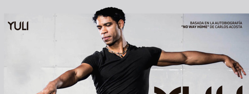 "This is the trailer for ""Yuli"", the film about the life of the Cuban dancer Carlos Acosta"