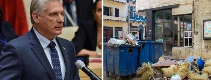Un an de présidence Diaz-Canel en cinq moments