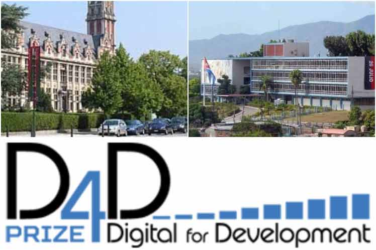 "Belgian-Cuban project wins prize ""Digital for Development"""