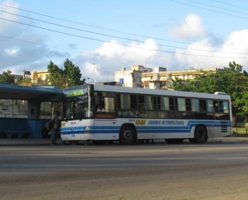 Restablecerán este domingo servicio de ómnibus entre La Habana y municipio de La Palma
