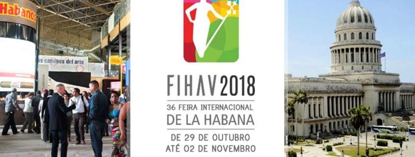 Sitio web de FIHAV 2018 muestra renovada imagen por 500 años de La Habana